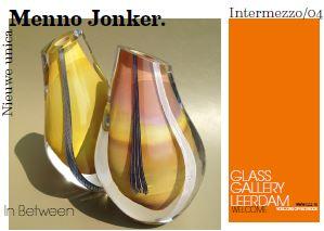In Between Exibition at Glass Gallery Leerdam 2014