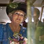 HM queen Beatrix